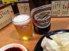 葦善:ビール
