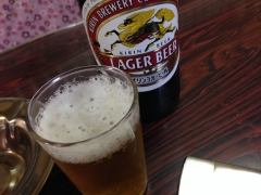 みよし:ビール