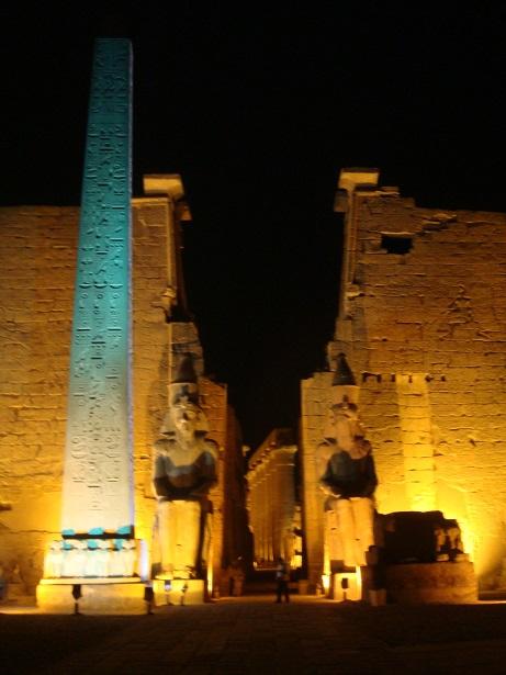 エジプト ルクソール14