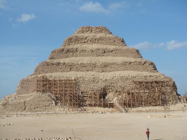 エジプト ピラミッド1