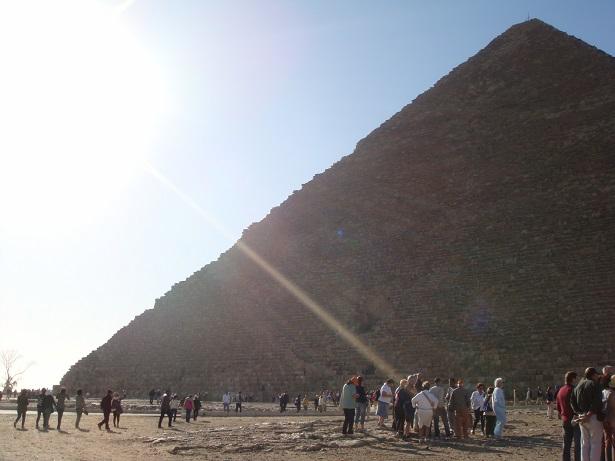 エジプト ピラミッド4