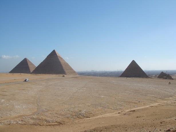 エジプト ピラミッド8