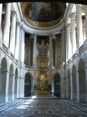 パリ ベルサイユ宮殿6