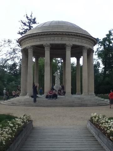 パリ ベルサイユ宮殿庭園5