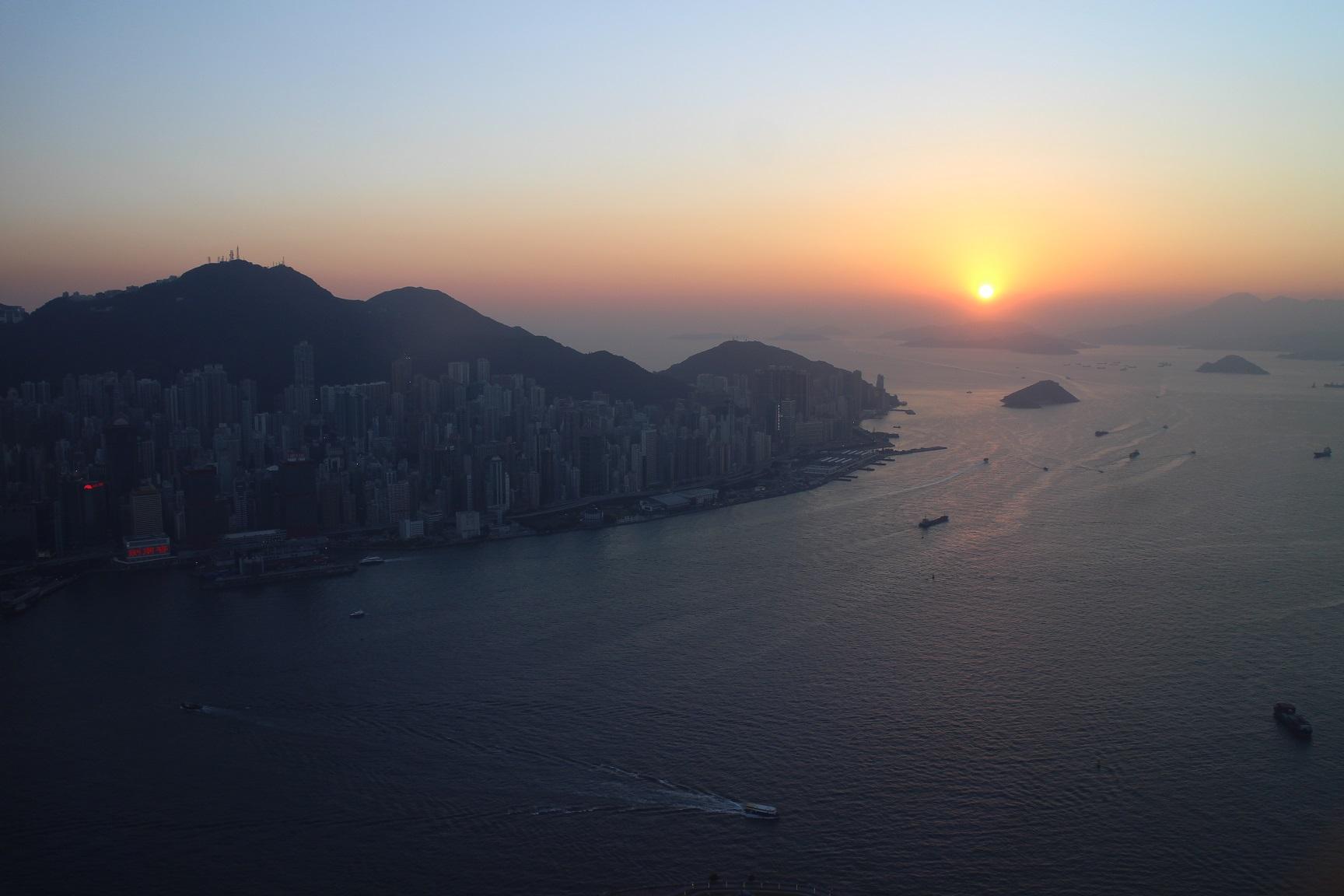 香港 観光地2
