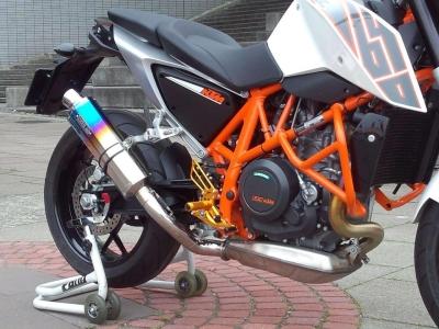 KTM 690 DUKE      スリップオン (3)