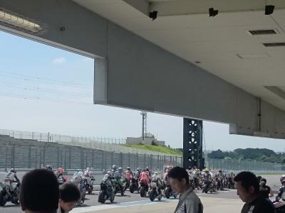 2015 鈴鹿8H耐久レース (5)