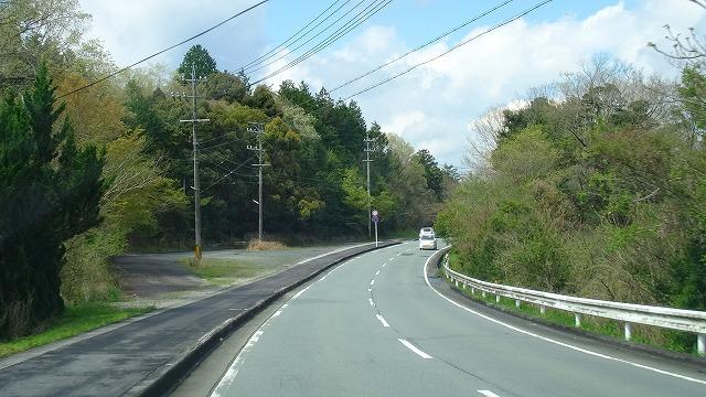 斎王前の道