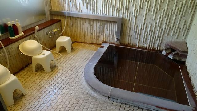 小さい風呂
