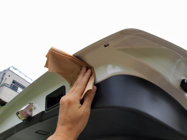 風切り音防止テープリアハッチ用3