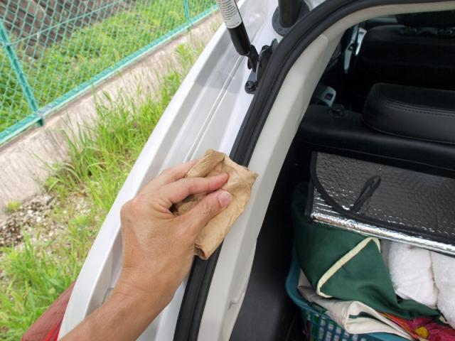風切り音防止テープリアハッチ用5