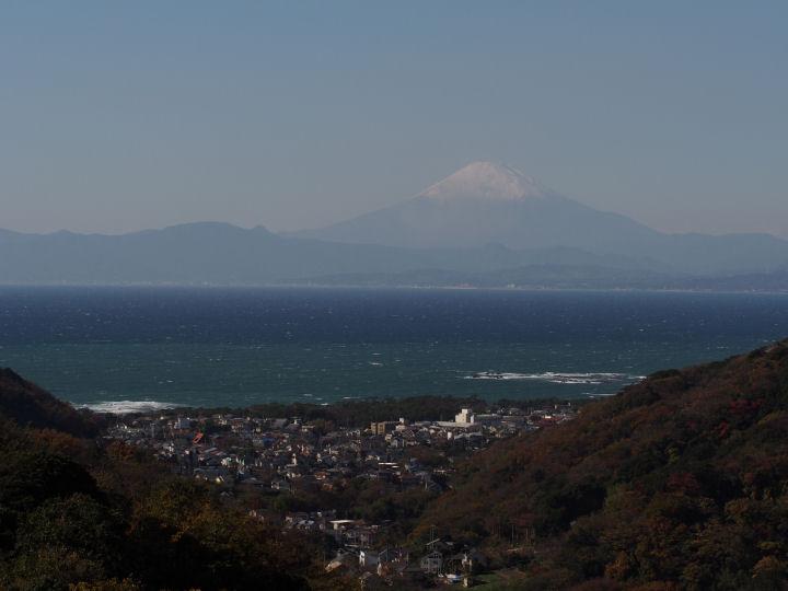 富士山from湘南国際村-OMD02834