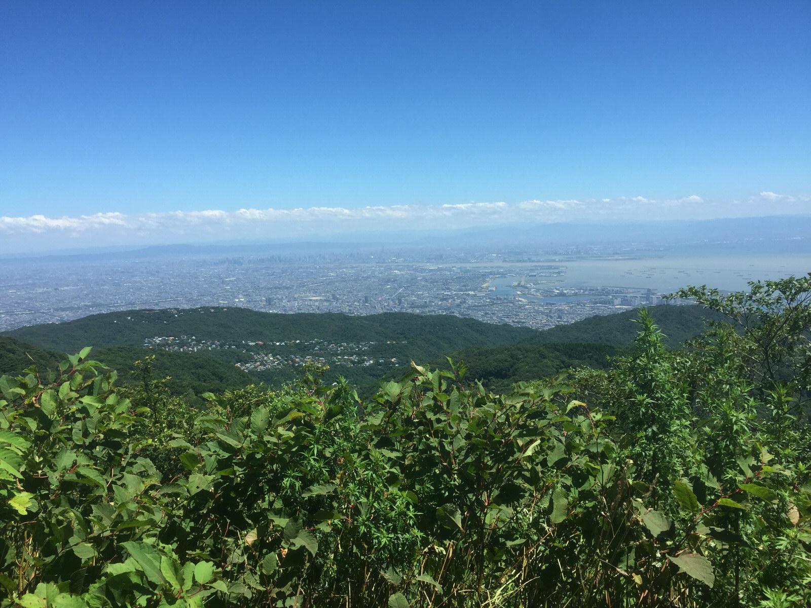 六甲山頂150720