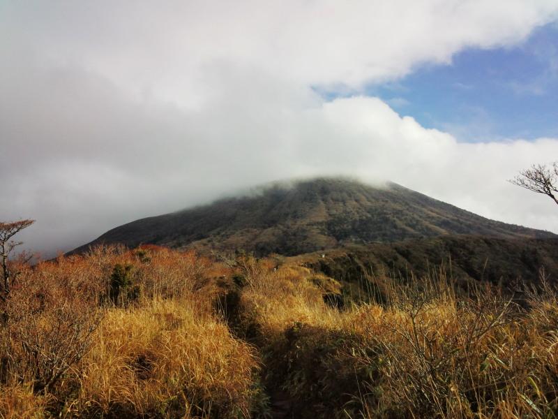 韓国岳登山道