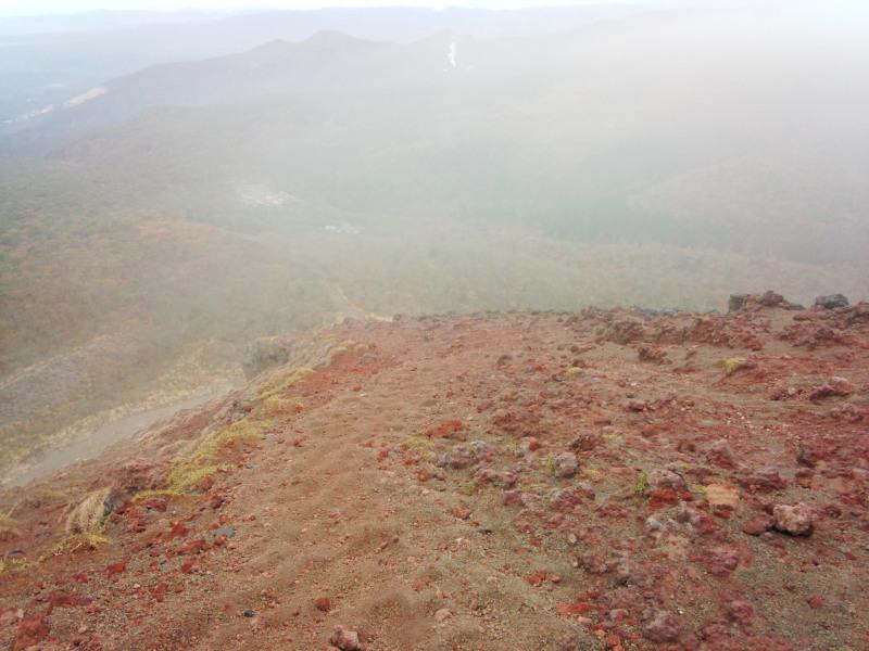 高千穂峰登山道2