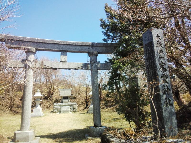 大滝根 峯霊神社