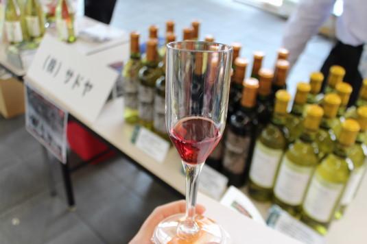 甲府ワイン組合フェア 赤
