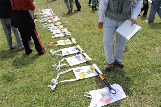 凧上げ祭り 絵柄コンテスト Aクラス