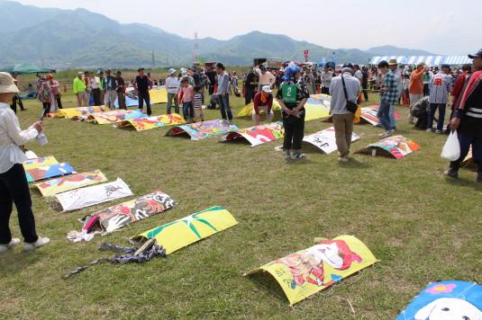 凧上げ祭り 絵柄コンテスト Bクラス