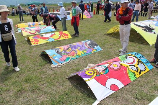 凧上げ祭り 絵柄コンテスト Cクラス