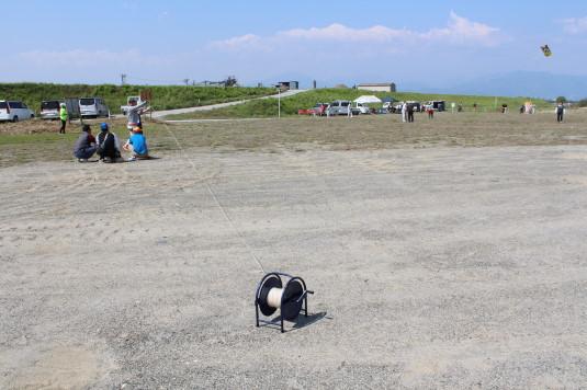 凧上げ祭り 凧 ドラムロール
