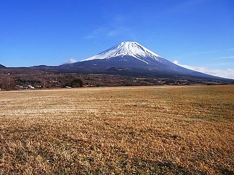 富士山(朝霧高原)