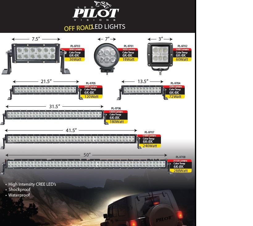 pilot vision