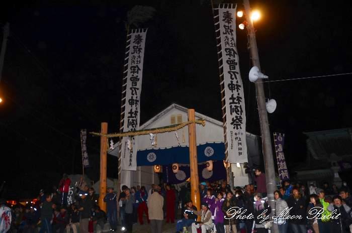 伊曽乃神社御旅所 西条祭り2014 愛媛県西条市