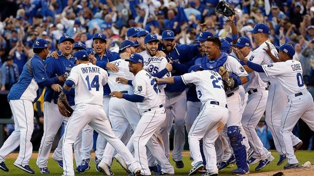 Royals World series 2014年総決算ロイヤルズ