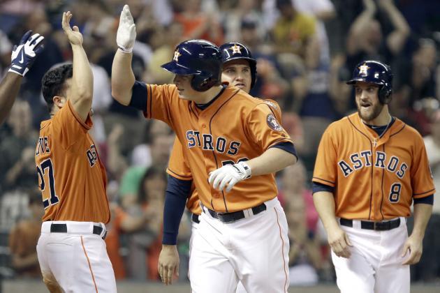 Houston Astros 2014年ブレイク特集