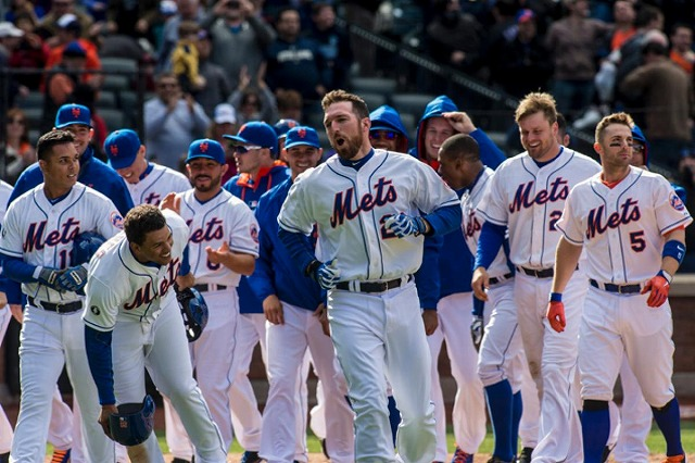 New York Mets 2014年ブレイク特集