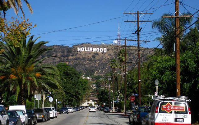 la hollywood イメージ写真