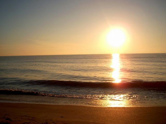 morning sun