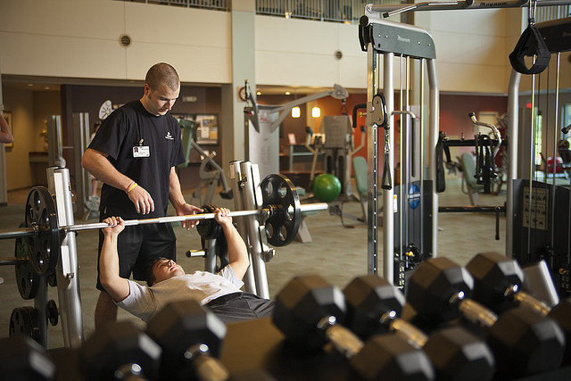 weight training モチベーション