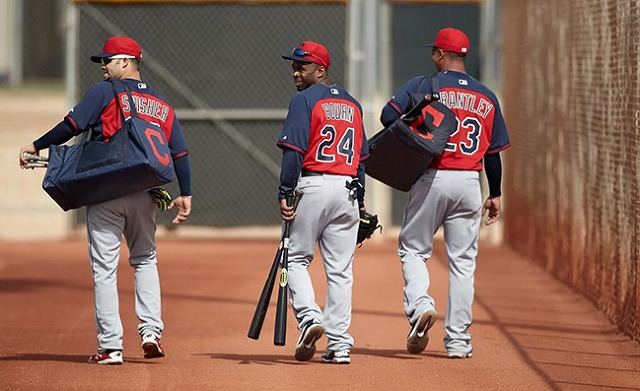 spring training 2015 indians