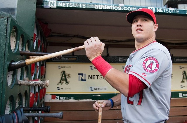 mike trout 2015年開幕戦力分析