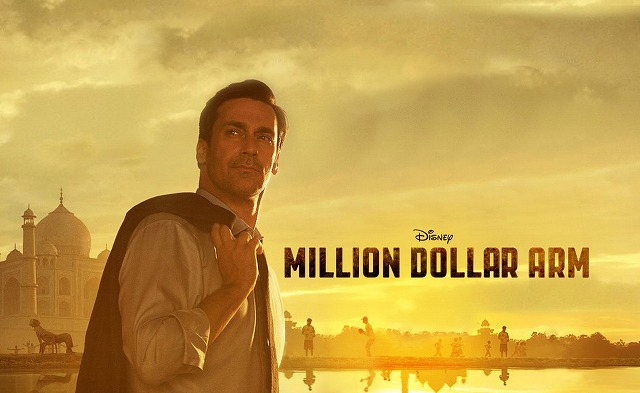 映画Million Dollar Arm