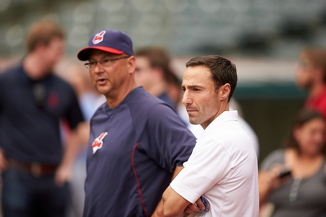 Chris Antonetti 2015年開幕戦