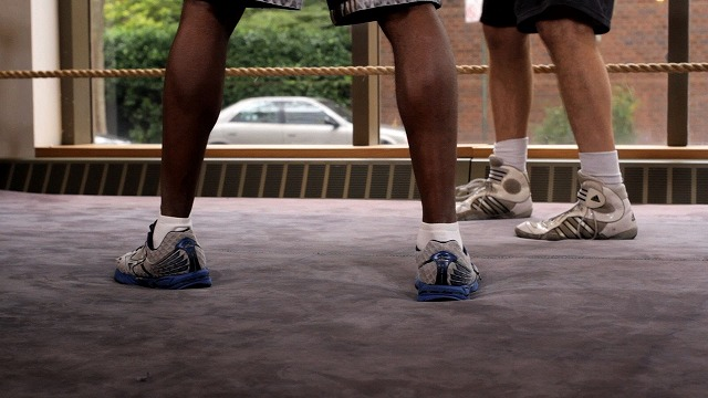 Boxing steps