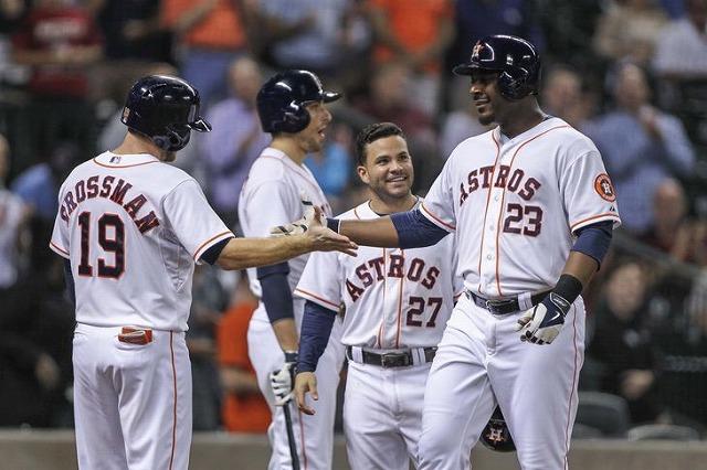 Houston Astros 2015年好スタート
