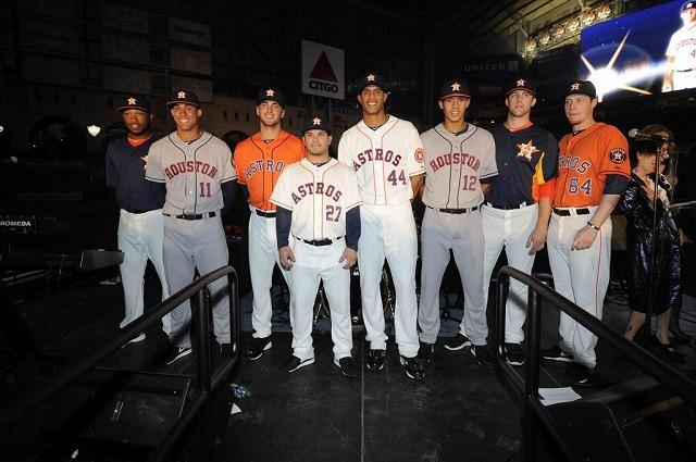 2015 Houston Astros 開幕スタートダッシュ2