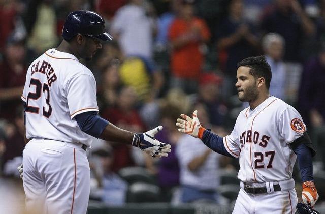 2015 Houston Astros 開幕スタートダッシュ3