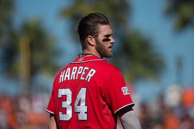 bryce harper 2015年5月本塁打1位