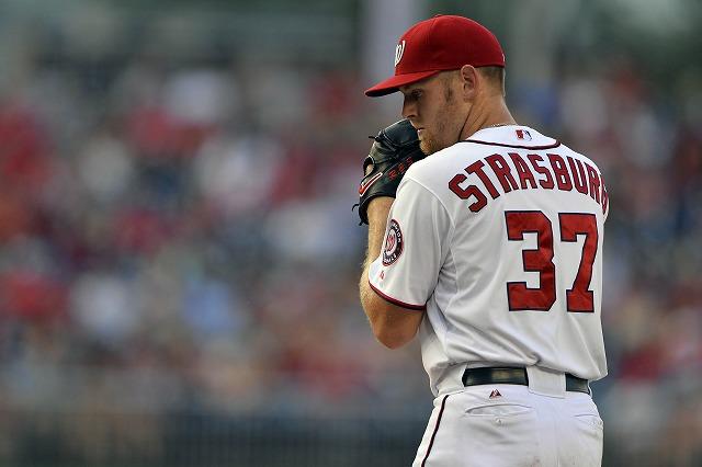 Stephen Strasburg 2015年5月不調