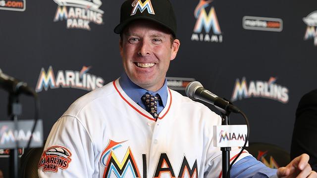 Mike Redmond 2015年5月解任