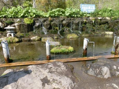 羊蹄の湧き水