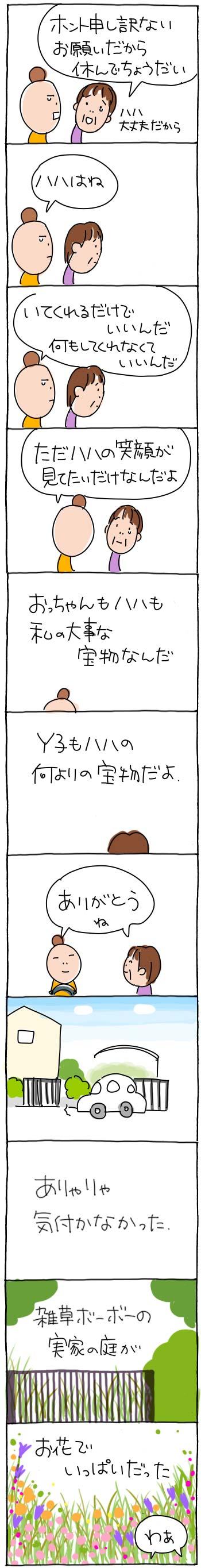 Y子とハハ02