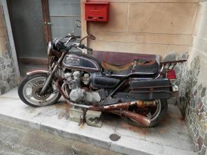 丸亀バイク