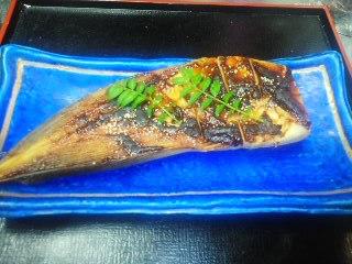 150416新筍の味噌焼き