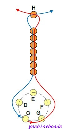 小さなねずみ展開図4